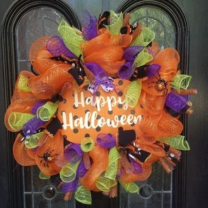 🎃Halloween Wreath🎃 Make a Deal!